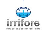Irrifore – Forage et gestion de l'eau Logo